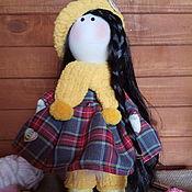 Куклы и пупсы ручной работы. Ярмарка Мастеров - ручная работа Кукла Люся. Handmade.