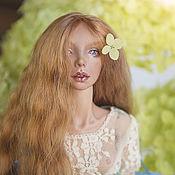 Куклы и игрушки handmade. Livemaster - original item Sasha, porcelain articulated doll. Handmade.