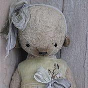 Куклы и игрушки ручной работы. Ярмарка Мастеров - ручная работа Подснежник. Мишки тедди. Handmade.