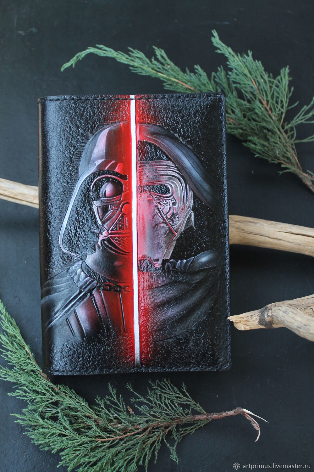 Diary Star Wars A5 embossing painting lining, Diaries, Voronezh,  Фото №1