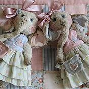 Куклы и игрушки ручной работы. Ярмарка Мастеров - ручная работа Слоняша  Молли. Handmade.
