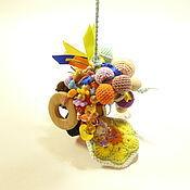 Куклы и игрушки ручной работы. Ярмарка Мастеров - ручная работа Слинго-игрушка Пучок радости. Handmade.