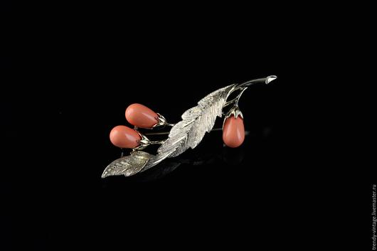 Винтажные украшения. Ярмарка Мастеров - ручная работа. Купить Эффектная брошь от Sarah Coventry. Handmade. Золотой, винтаж, винтажный стиль