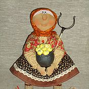 Куклы и игрушки ручной работы. Ярмарка Мастеров - ручная работа Деревенские угощения. Handmade.
