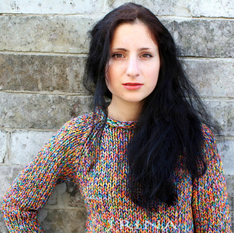 Rainbow sweater, Sweaters, Lomonosov,  Фото №1