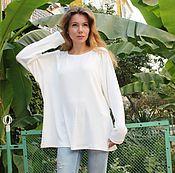 Одежда handmade. Livemaster - original item The blouse is warm, lightweight.. Handmade.