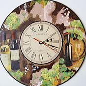 Для дома и интерьера ручной работы. Ярмарка Мастеров - ручная работа Часы бол.Погребок. Handmade.