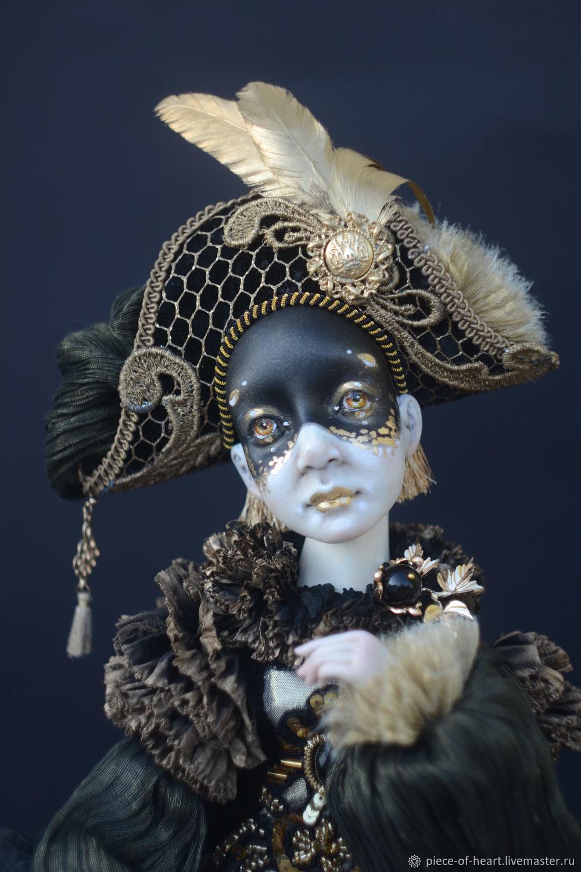 interior doll: Venice, Interior doll, Khmelnitsky,  Фото №1
