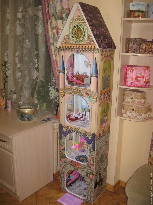 Кукольный домик - мечта ребенка