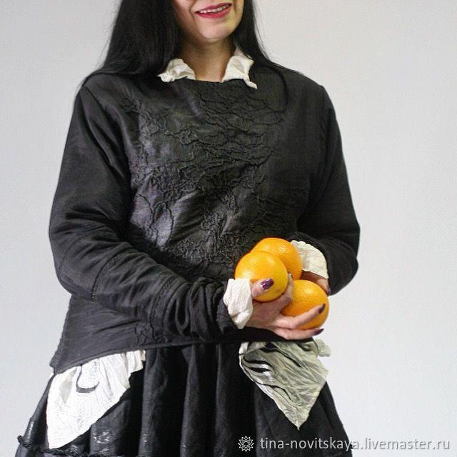 Свитшот стёганный из батиста с шёлком, Ветровки, Тверь,  Фото №1
