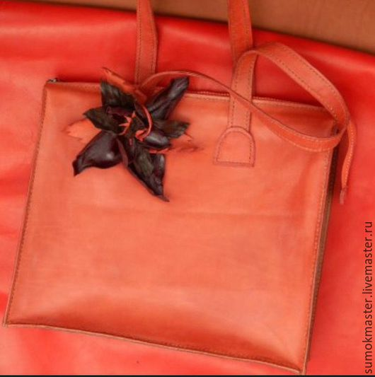 Женские сумки ручной работы. Ярмарка Мастеров - ручная работа. Купить Сумка с цветком. Handmade. Комбинированный, сумка ручной работы