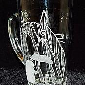 Посуда handmade. Livemaster - original item Totoro. tea mug.. Handmade.