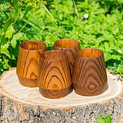 Посуда handmade. Livemaster - original item Set of Wooden bowls (4#13. Handmade.