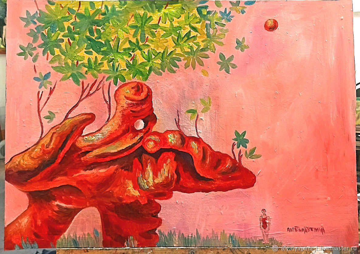 Дерево, Картины, Самара,  Фото №1