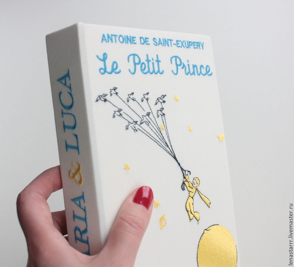 Clutch-book 'the Little Prince', Clutches, Permian,  Фото №1