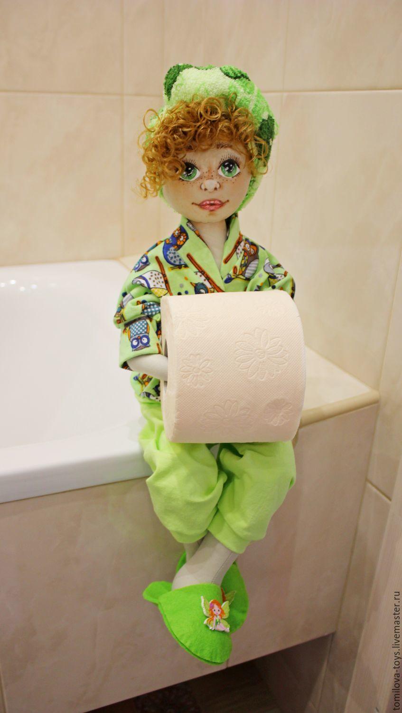 Куклы попики своими руками из колготок для туалетной бумаги