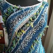 Одежда ручной работы. Ярмарка Мастеров - ручная работа Волнующее море. Handmade.