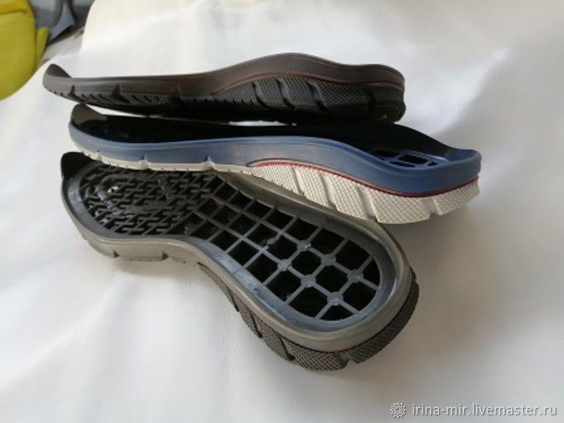 Валяние ручной работы. Ярмарка Мастеров - ручная работа. Купить Подошва CURS для обуви 39 - 45. Handmade. Подошва