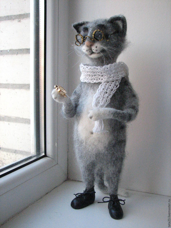 такие валяный котик фото ситуации, когда