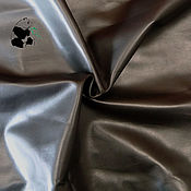 Материалы для творчества handmade. Livemaster - original item Genuine leather clothing. italy. the color is brown. Plate. Leaves.. Handmade.