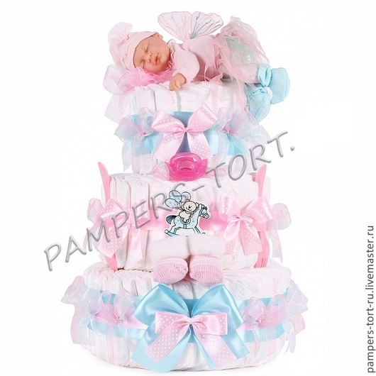 pampers-tort