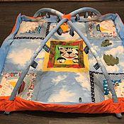Кукольная еда ручной работы. Ярмарка Мастеров - ручная работа Детские развивающие коврики  на заказ по вашим пожеланиям. Handmade.