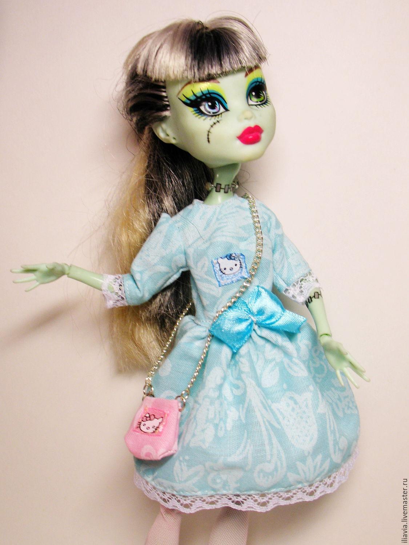 Monster платья
