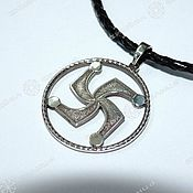 Русский стиль handmade. Livemaster - original item The Symbol Kind. Handmade.