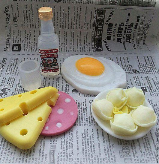"""Мыло ручной работы. Ярмарка Мастеров - ручная работа. Купить Мыльный набор  """" хорошо сидим """". Handmade. Комбинированный"""