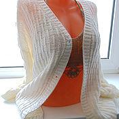 Одежда ручной работы. Ярмарка Мастеров - ручная работа Кардиган 44-50 размер оверайз. Handmade.