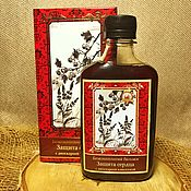 Материалы для творчества handmade. Livemaster - original item The balm protects the Heart with Dioscorea Caucasian. Handmade.