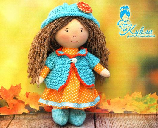 Человечки ручной работы. Ярмарка Мастеров - ручная работа. Купить Игровая кукла. Интерьерная кукла. Кукла для девочки.. Handmade. Комбинированный