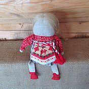 Куклы и игрушки ручной работы. Ярмарка Мастеров - ручная работа Толстушка Костромушка. Handmade.