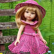 """Куклы и игрушки ручной работы. Ярмарка Мастеров - ручная работа """"Дашенька"""" - наряд для куклы. Handmade."""