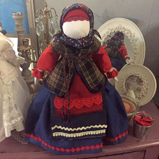 Народные куклы ручной работы. Ярмарка Мастеров - ручная работа. Купить Кукла в народном стиле. Handmade. Кукла, кукла в подарок