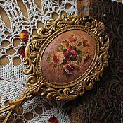 Для дома и интерьера ручной работы. Ярмарка Мастеров - ручная работа Зеркало Виолы Подарок девушке. Handmade.