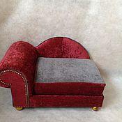 Для домашних животных, ручной работы. Ярмарка Мастеров - ручная работа диван для собаки 2. Handmade.
