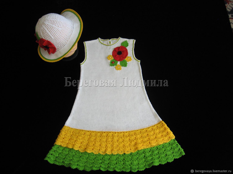 Платье для девочки, Платье, Бийск,  Фото №1