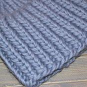 Аксессуары handmade. Livemaster - original item Beanie knit. Handmade.