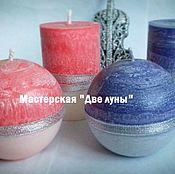 Свечи ручной работы. Ярмарка Мастеров - ручная работа Ароматизированные свечи. Handmade.