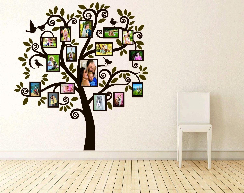 Семейное дерево с фоторамками в комплекте 160х180, Фоторамки, Уфа,  Фото №1