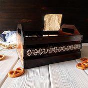 Для дома и интерьера handmade. Livemaster - original item Bread box and small items bread box. Handmade.
