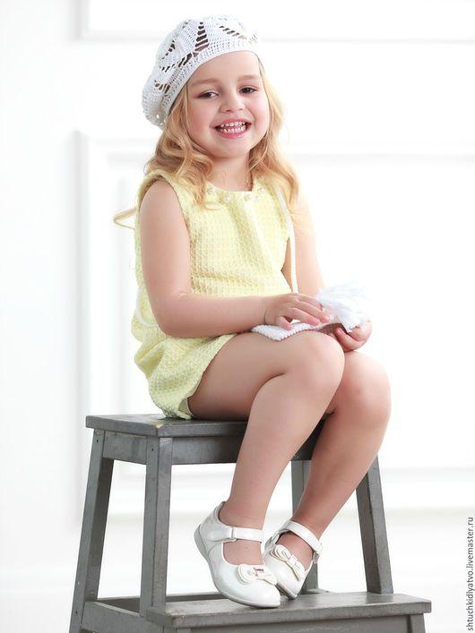 Одежда для девочек, ручной работы. Ярмарка Мастеров - ручная работа. Купить Платье с бусинами. Handmade. Комбинированный, платье, дизайнер, lerede