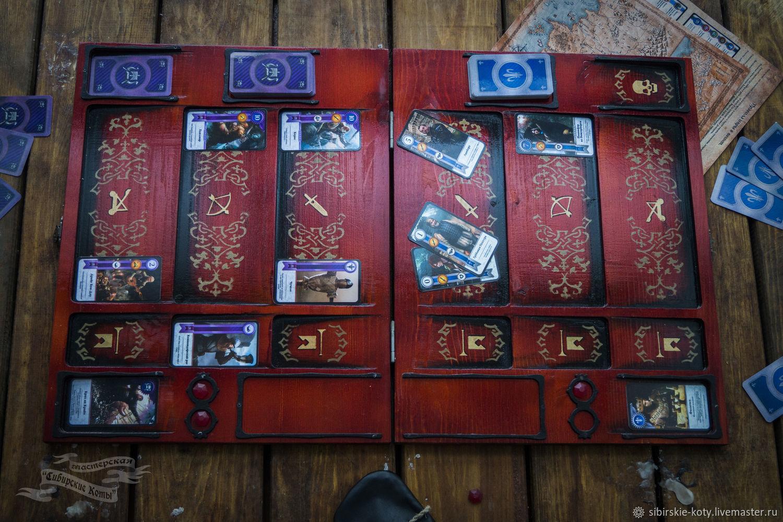 гвинт играть игра карты