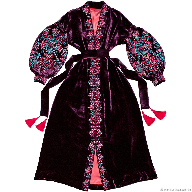 """Длинное платье """"Тайный Сад"""", Dresses, Kiev,  Фото №1"""