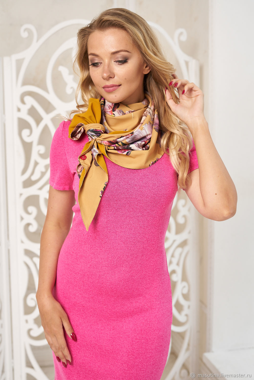 Handkerchief ' Candice', Shawls1, St. Petersburg,  Фото №1