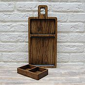 Посуда handmade. Livemaster - original item Serving Board. Handmade.