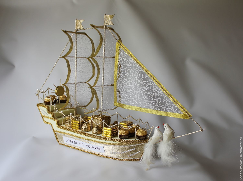 Корабль на свадьбу поздравление 78
