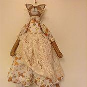 Куклы и игрушки ручной работы. Ярмарка Мастеров - ручная работа Котейка Мотя. Handmade.