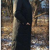 Пальто ручной работы. Ярмарка Мастеров - ручная работа Пальто: Плащ-Пальто Зима. Handmade.